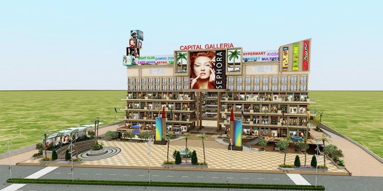 Capital Galleria